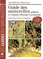 Le guide des sauterelles, grillons et criquets d'Europe occidentale