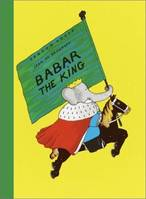 BABAR THE KING /ANGLAIS