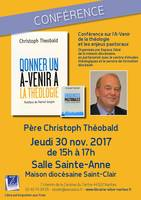 Conference Du Pere Christoph Theobald