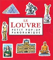 LE LOUVRE - PETIT POP-UP PANORAMIQUE