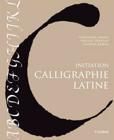 Calligraphie latine / initiation, initiation