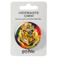 Hogwarts Crest Badge