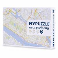 My Puzzle - New York