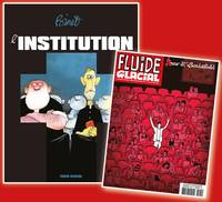 L'institution + magazine anniversaire offert