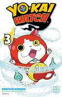 Yo-Kai Watch T03