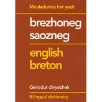 Elementary Breton-English and English-Breton dictionary