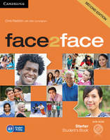 Face 2 face Starter Student's book