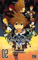 Kingdom hearts II, Kingdom Hearts II T02, 2