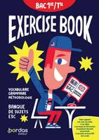 Exercise book Anglais 1re/Term 2020 Cahier d'exercices élève