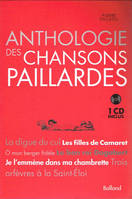 Anthologie des chansons paillardes, 1 CD inclus