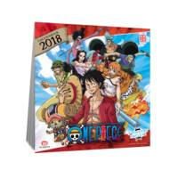 Calendrier One Piece 2018