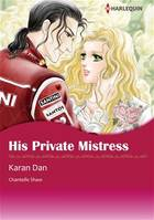 Harlequin Comics: His Private Mistress
