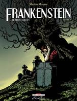 Frankenstein ou Le Prométhée moderne, Volume 1, Frankenstein, de Mary Shelley T01