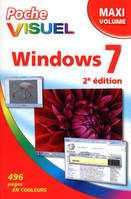 Poche Visuel Windows 7, 2e Maxi Volume
