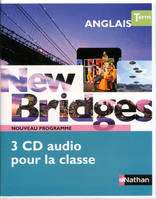 New Bridges terminale, CD audio classe 2012