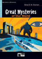 GREAT MYSTERIES OF OUR WORLD+ CD B1.2, Livre+CD