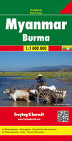 Myanmar / Nationalparks. Ortsregister. Touristische Informationen
