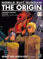 Mobile suit gundam, 1re partie, GUNDAM THE ORIGIN T11