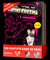 The lapins crétins / pack 2