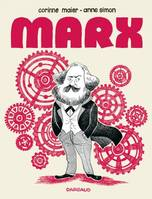 Marx - Tome 1 - Marx (one shot), une biographie dessinée