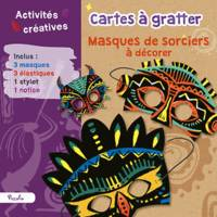 CARTES A GRATTER/MASQUES DE SO