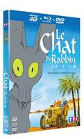 Blu-Ray 3D Dvd Le Chat Du Rabbin