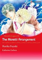 Harlequin Comics: Moretti Legacy - Tome 3 : The Moretti Arrangement