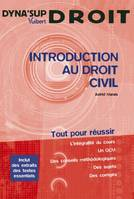 Introduction au droit civil
