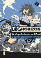 LOG HORIZON BRIGADE DU VENT T7