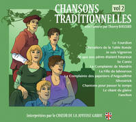 CHANSONS TRADITIONNELLES VOLUME 2 CD