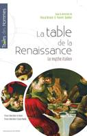 TABLE A LA RENAISSANCE