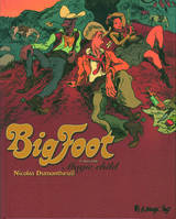 1, Big Foot (Tome 1-Magic child), Magic child
