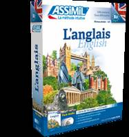 L'anglais / pack CD audio