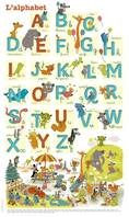 J'apprends l'alphabet - poster