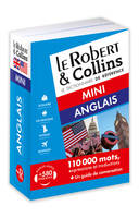 Dictionnaire Le Robert & Collins Mini anglais