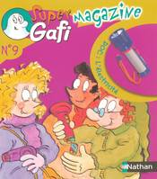 SUPER GAFI - MAGAZINE 9 -CE1