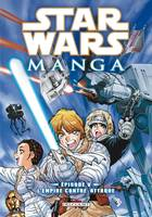 Star wars manga, STAR WARS MANGA EPISODE V - L'EMPIRE CONTRE-ATTAQUE, 5