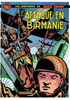 Buck Danny - Tome 6 - Attaque en Birmanie, Volume 6, Attaque en Birmanie