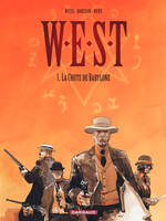 1, WEST : weird enforcement special team, La chute de Babylone