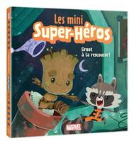 MARVEL - Les Mini Super-Héros - Groot à la rescousse