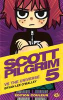 Scott Pilgrim , Scott Pilgrim vs the universe