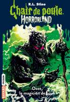 Horrorland, Tome 17, Le magicien d'Ooze