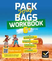 Pack your Bags - Anglais 6e- Éd. 2021 - Workbook