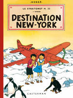 Les aventures de Jo, Zette et Jocko, 2e épisode, Destination New-York, Destination New York