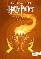 4, Harry Potter et la coupe de feu