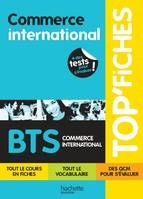 Top'Fiches BTS Commerce International - ebook - Ed.2011
