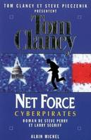 Net force., 7, Net Force 7. Cyberpirates, roman