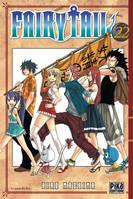 22, Fairy Tail T22