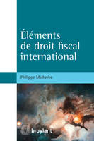 Éléments de droit fiscal international