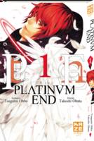1, Platinum End T01